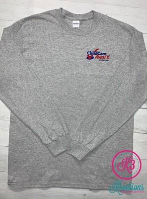 Gildan Long Sleeve T-shirt (CCA)