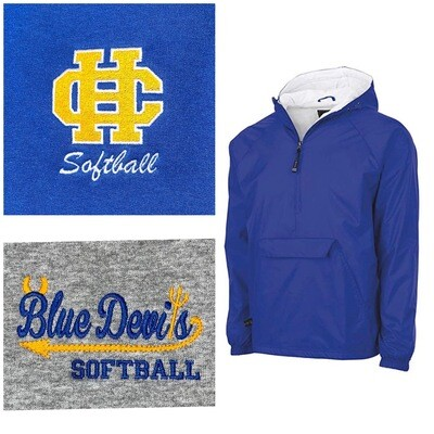 Charles River Classic Pullover with your choice of HC Logo