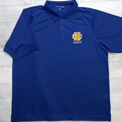 Port Authority Dry Zone Polo with your choice of HC Logo