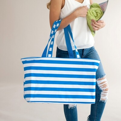 Stripe Ultimate Tote