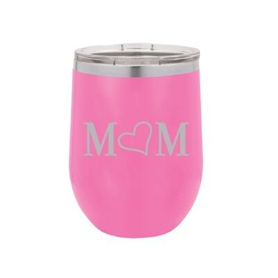 Pink Mom Tumbler