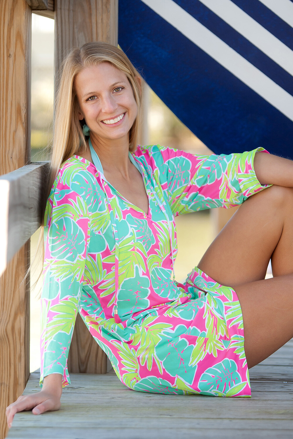 Totally Tropics Women's Tunic