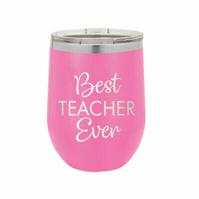 Best Teacher Ever Tumbler