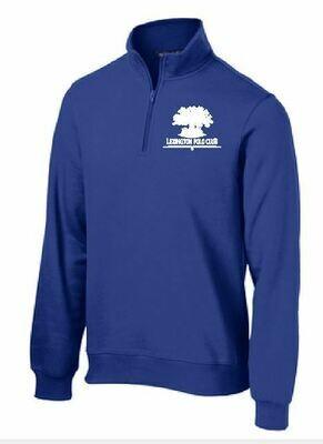 Sport Tek 1/4 Fleece Pullover - Unisex (LPC)