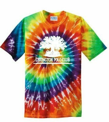Adult Tie Dye Short Sleeve T-Shirt -  (LPC)