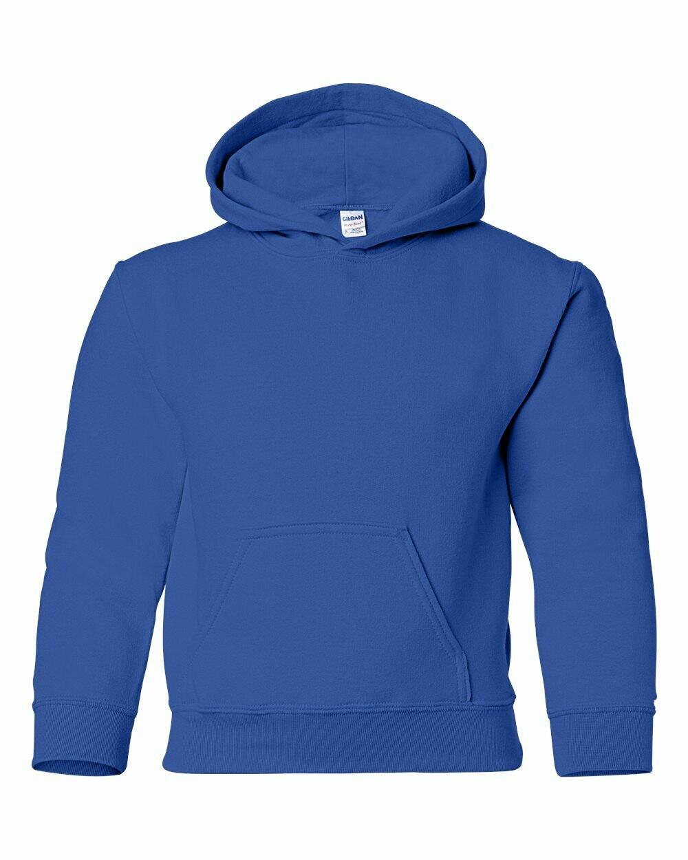 Youth Gildan Heavy Blend Hooded Sweatshirt - (LPCS)