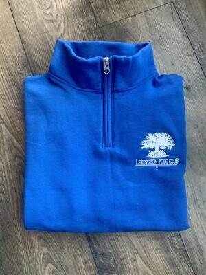 Adult JERZEES® 1/4-Zip Cadet Collar Sweatshirt - (LPC)