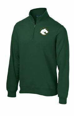 Sport Tek UNISEX 1/4 Zip Fleece Pullover -Choice of Logo