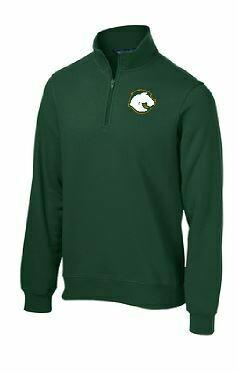 Sport Tek UNISEX 1/4 Zip Fleece Pullover -Choice of Logo (FDGS)