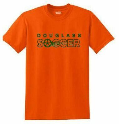 Gildan Short Sleeve T-shirt - Douglass Soccer (FDGS)