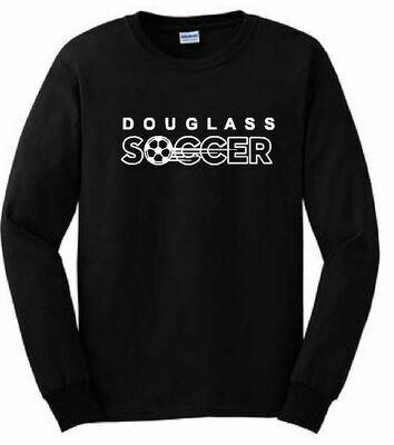 Sport Tek Dri Fit Long Sleeve T-Shirt - Douglass Soccer (FDGS)