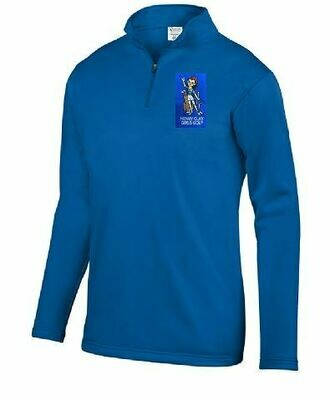Girl Golf Devil Fleece Wicking Pullover - Unisex (HCGG)