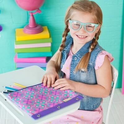 Lila Pencil Bag