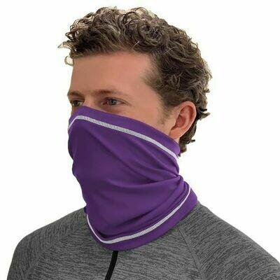 Purple Neck Gaiter