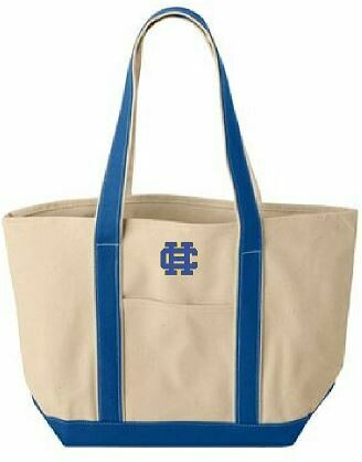 Boater Tote with HC Logo (HCGG)