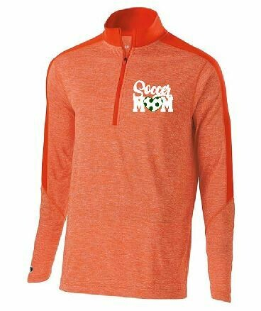 Soccer Mom Electrify Pullover - Choose UNISEX or LADIES sizing (FDBS)