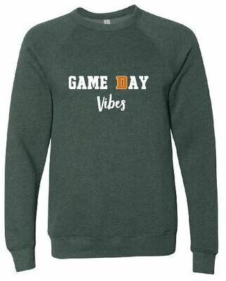 Game Day Vibes Sponge Fleece Pullover - UNISEX (FDBS)