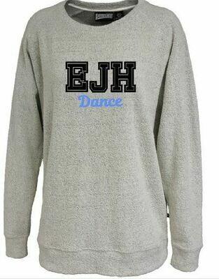 EJH Dance Pennant Sportswear Poodle Fleece Pullover