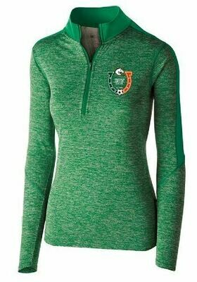 Douglass Soccer Electrify LADIES Pullover  with choice of logo (FDBS)