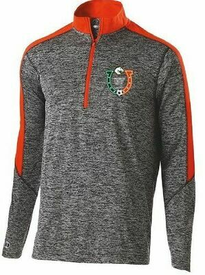 Douglass Soccer Electrify UNISEX Pullover with choice of logo (FDBS)