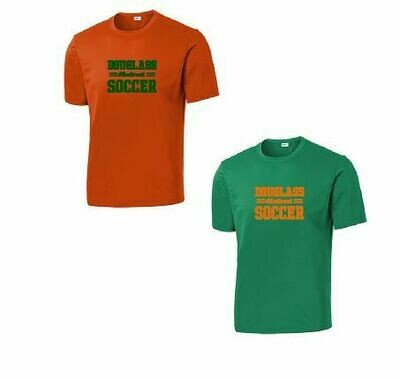#BEGREAT Douglass Soccer Performance Shirt YOUTH and ADULT - 2 PACK (FDBS)