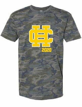 HC 2020 Camo T-Shirt