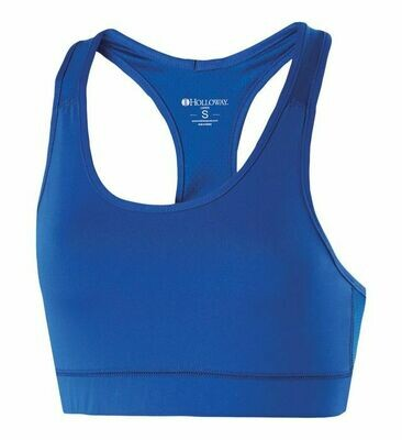 Royal Vent Sports Bra