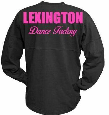 Lexington Dance Factory Billboard Jersey (Youth & Adult)