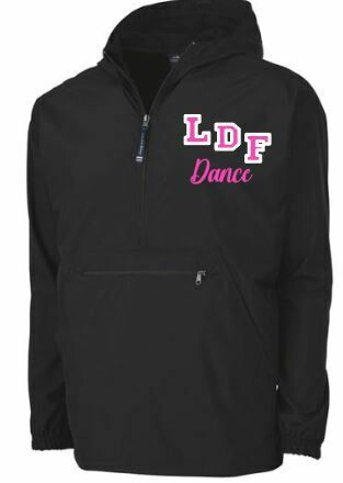 LDF Black Charles River Pullover (Youth & Adult)