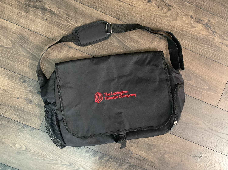 Black Augusta Sidekick Bag (LTC)