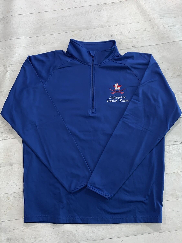 Ladies Lafayette Dance Team Sport-Tek® Sport-Wick® Stretch 1/2-Zip Pullover (LDT)