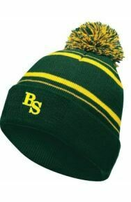 Green/Gold Homecoming Beanie (BSB)