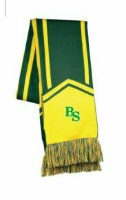 Green/Gold Homecoming Scarf (BSB)