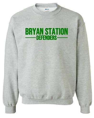 Bryan Station Defenders Crewneck (BSB)