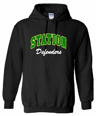 Station Defenders Hoodie (BSB)