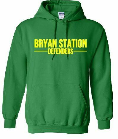 Bryan Station Defenders Hoodie (BSB)