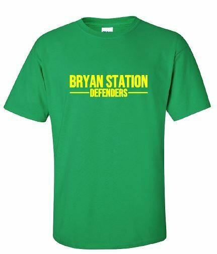 Bryan Station Defenders Short Sleeve (BSB)