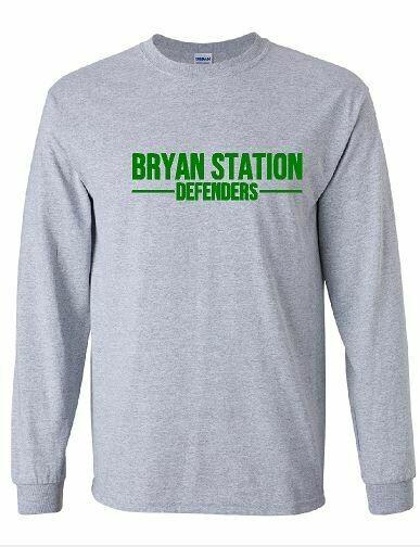 Bryan Station Defenders Long Sleeve (BSB)