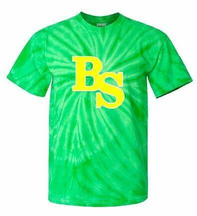 BS Logo Tie-Dye Short Sleeve Tee (BSB)