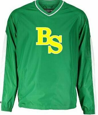 Bionic Wind Shirt with BS front chest logo (BSB)