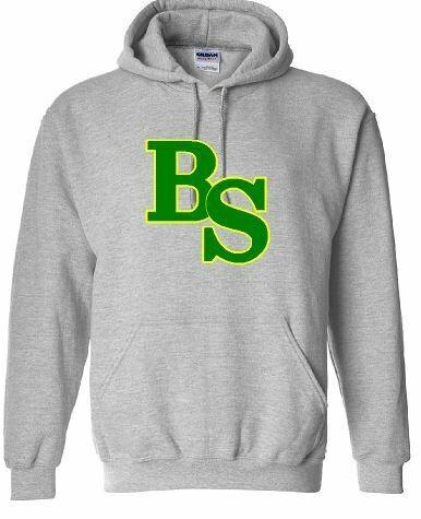 BS Logo Applique Hoodie (BSB)