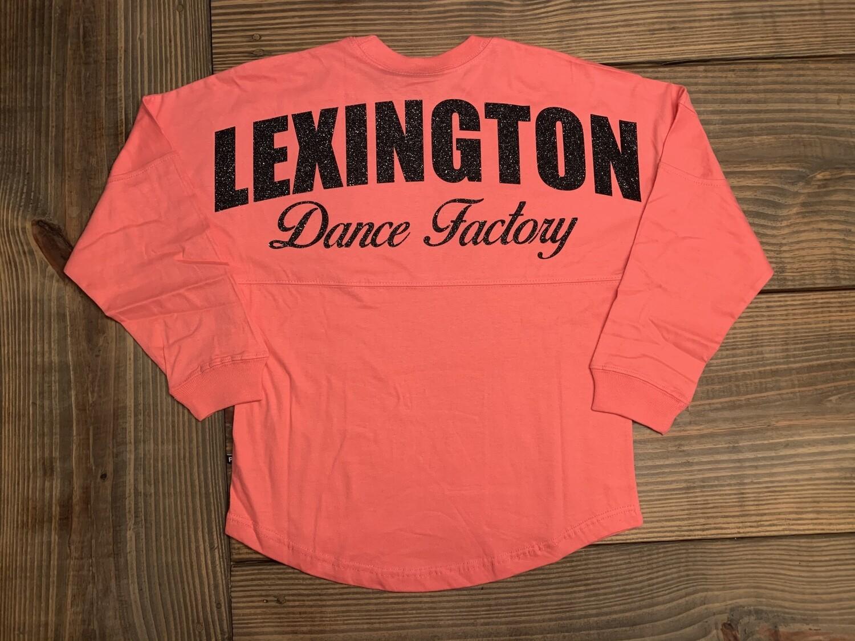 Youth Lexington Dance Factory Pink Billboard Jersey (LDF)