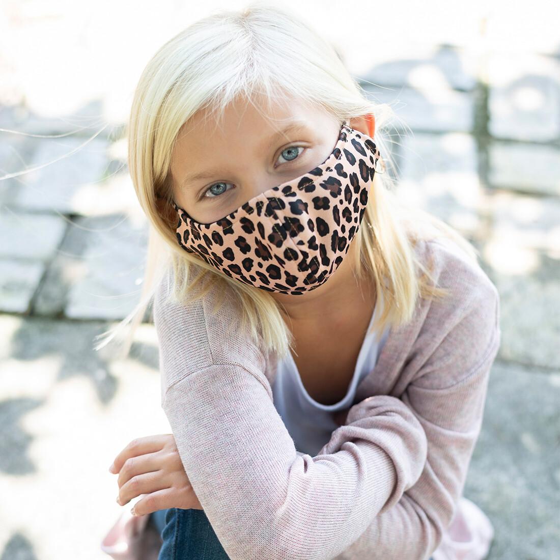 Wild Side Adjustable Kids' Face Mask