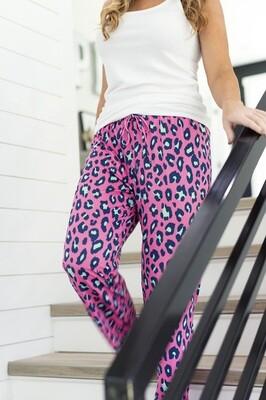 Hot Pink PJ Pants