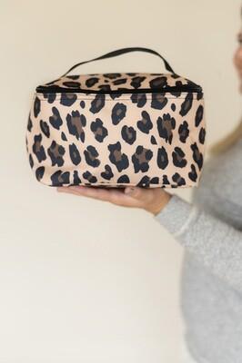 Wild Side Cosmetic Bag