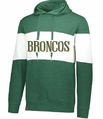 Broncos Ivy League Hoodie (FDD)