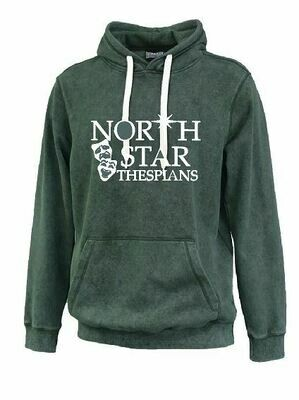 North Star Thespians Sandwash Crewneck (FDD)