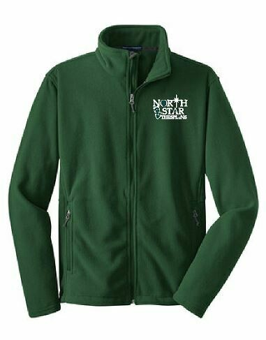 Port Authority Fleece Jacket with choice of left chest Logo (FDD)