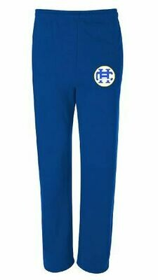 HC Orchestra Open Bottom Sweatpants with pockets (HCO)