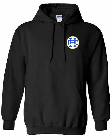 HC Orchestra Hoodie with Left Chest Design(HCO)